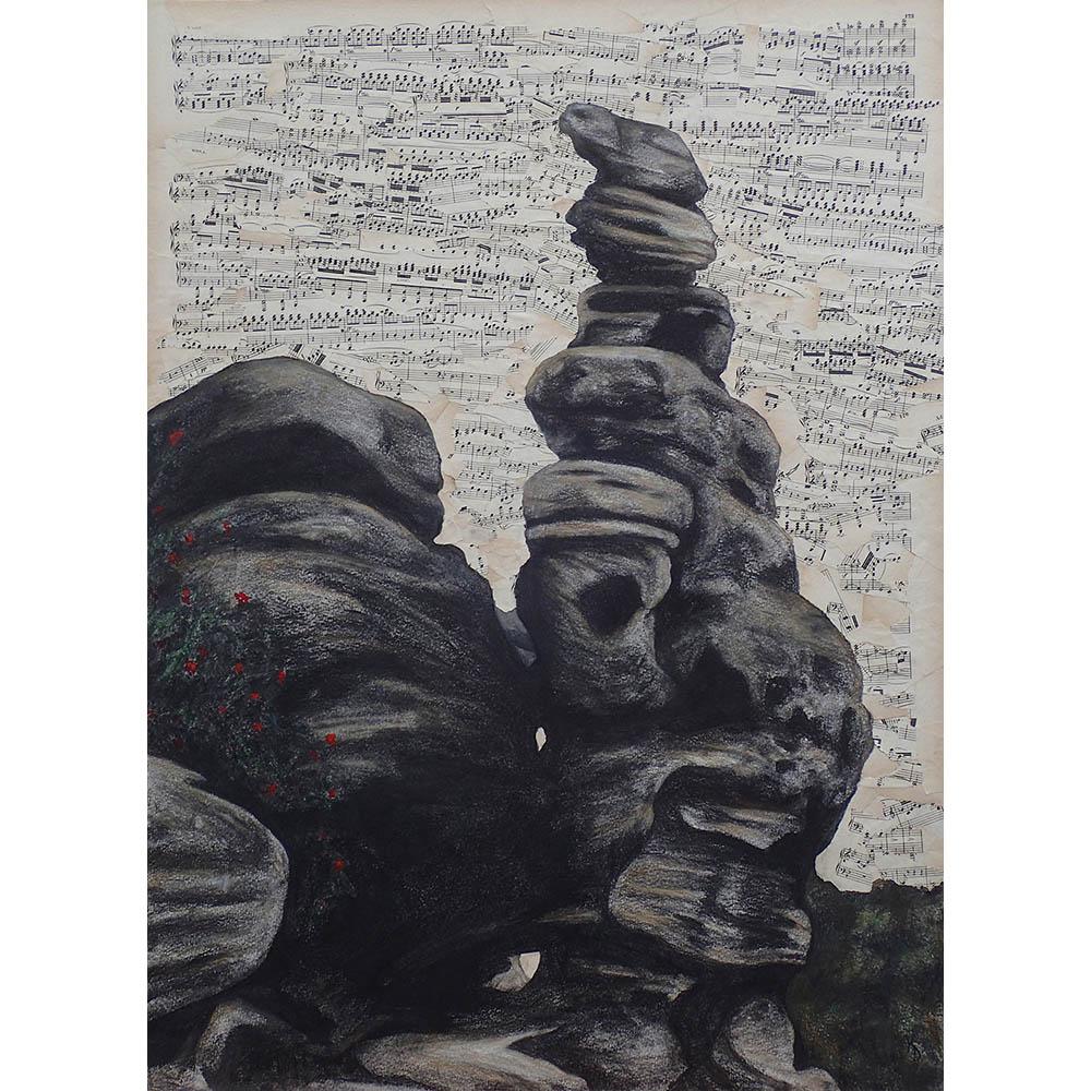 Brimham Rocks 2017